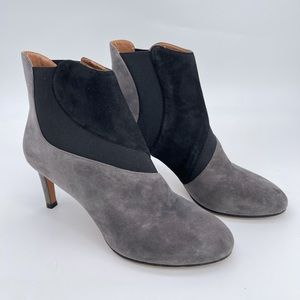 Alaia Heels Suede Boots Size 39
